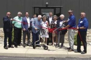 New Business Hosts Open House